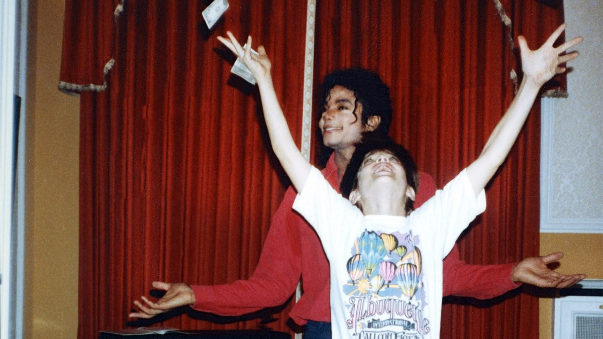 Leaving Neverland and the childhood trauma myth